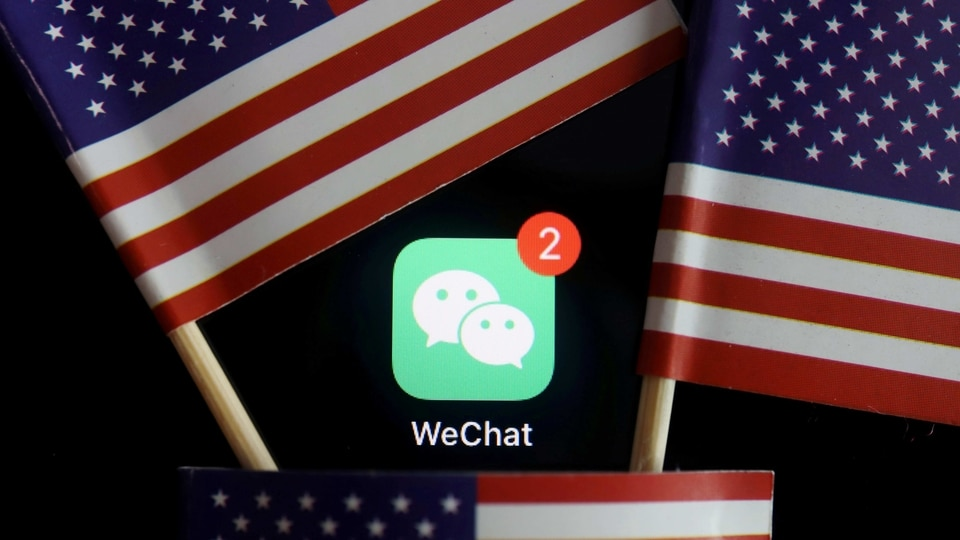 A US judge blocked the Commerce Department's order to remove WeChat from Apple's App Store and Google's Play Store.