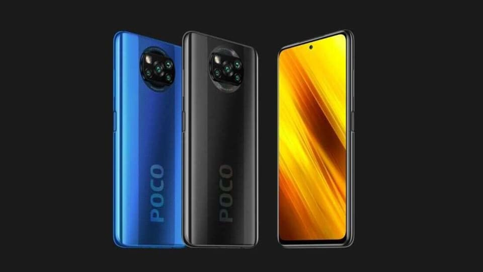Poco X3 launch in India.