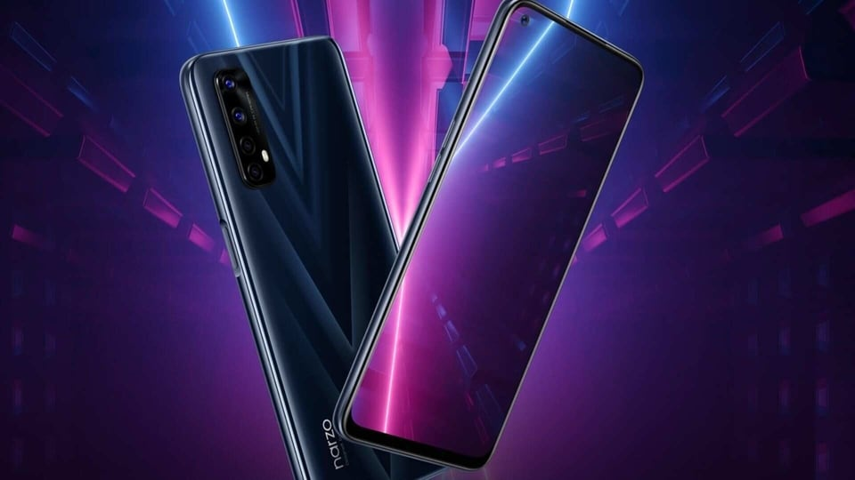 Realme Narzo 20 Series Launch Today in India
