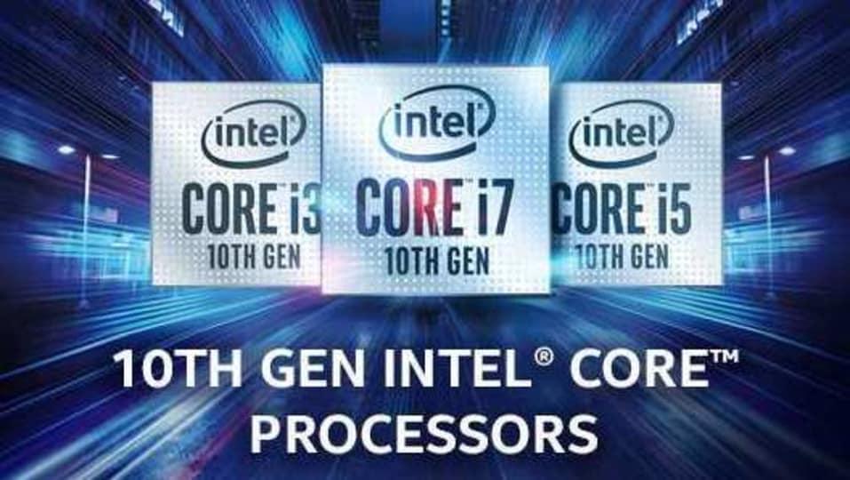 10th Gen Intel® Core™ processor