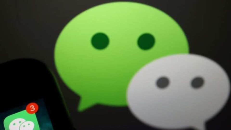 In support of its argument, the Justice Department made public portions of a September 17 Commerce Department memo outlining the WeChat transactions to be banned.