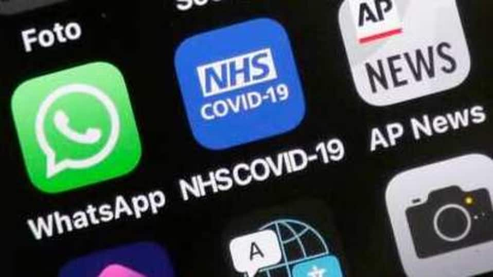 . The official NHS COVID-19 contact tracing app for England and Wales has finally been launched after months of delay. (AP Photo/Frank Augstein)