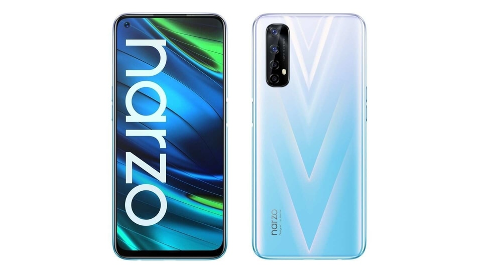 Realme Narzo 20 goes on sale today