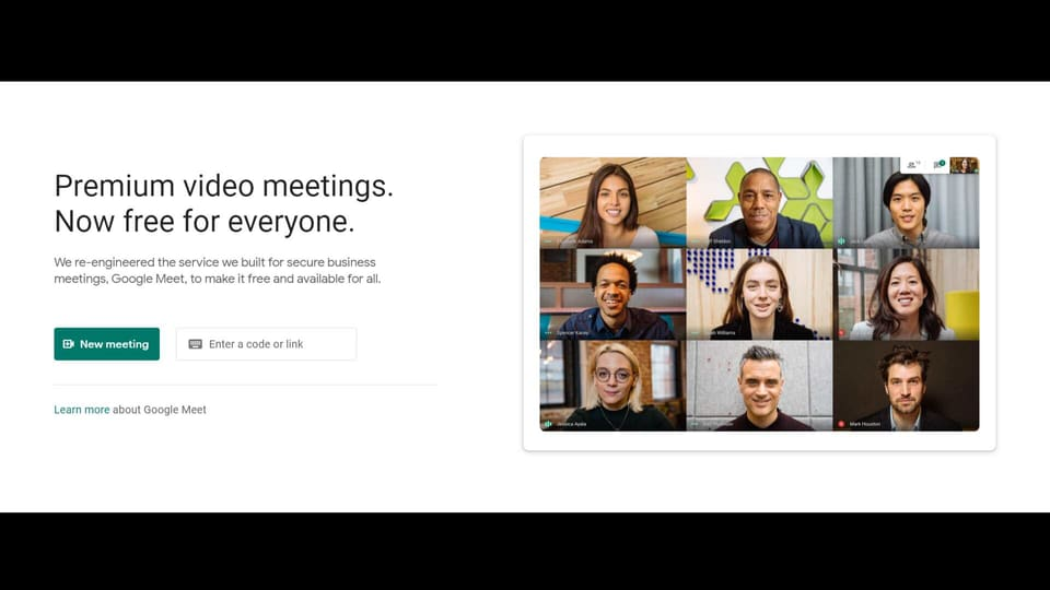 Google Meet to Limit Meetings to 60 Minutes After Sept 30