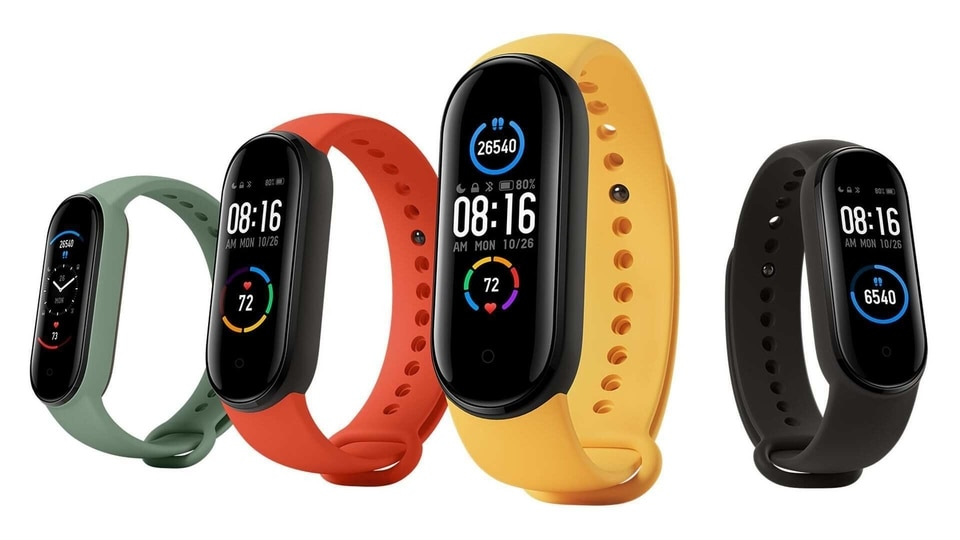Mi Band 5 is here. Check key features.