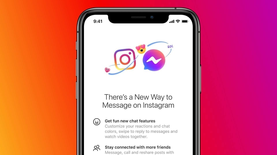 Facebook Messenger Merges With Instagram DMs & WhatsApp