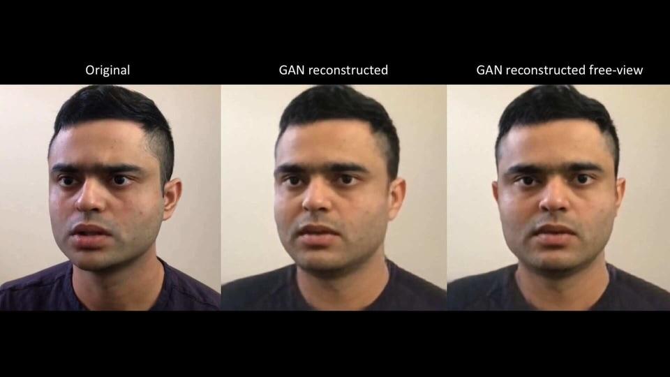 NVIDIA Maxine, a cloud-AI video-streaming platform, uses GANs to optimise bandwidth performance.