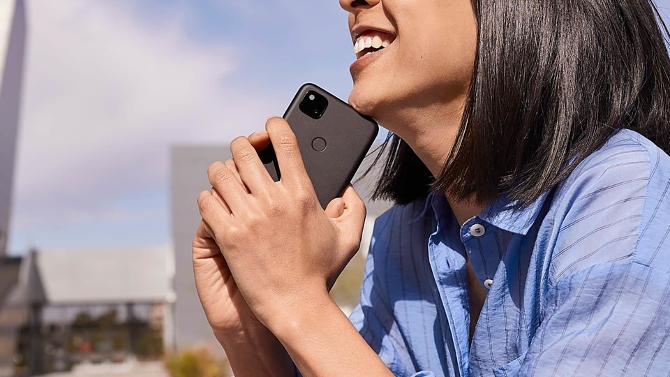 Google Pixel 4a launch in India