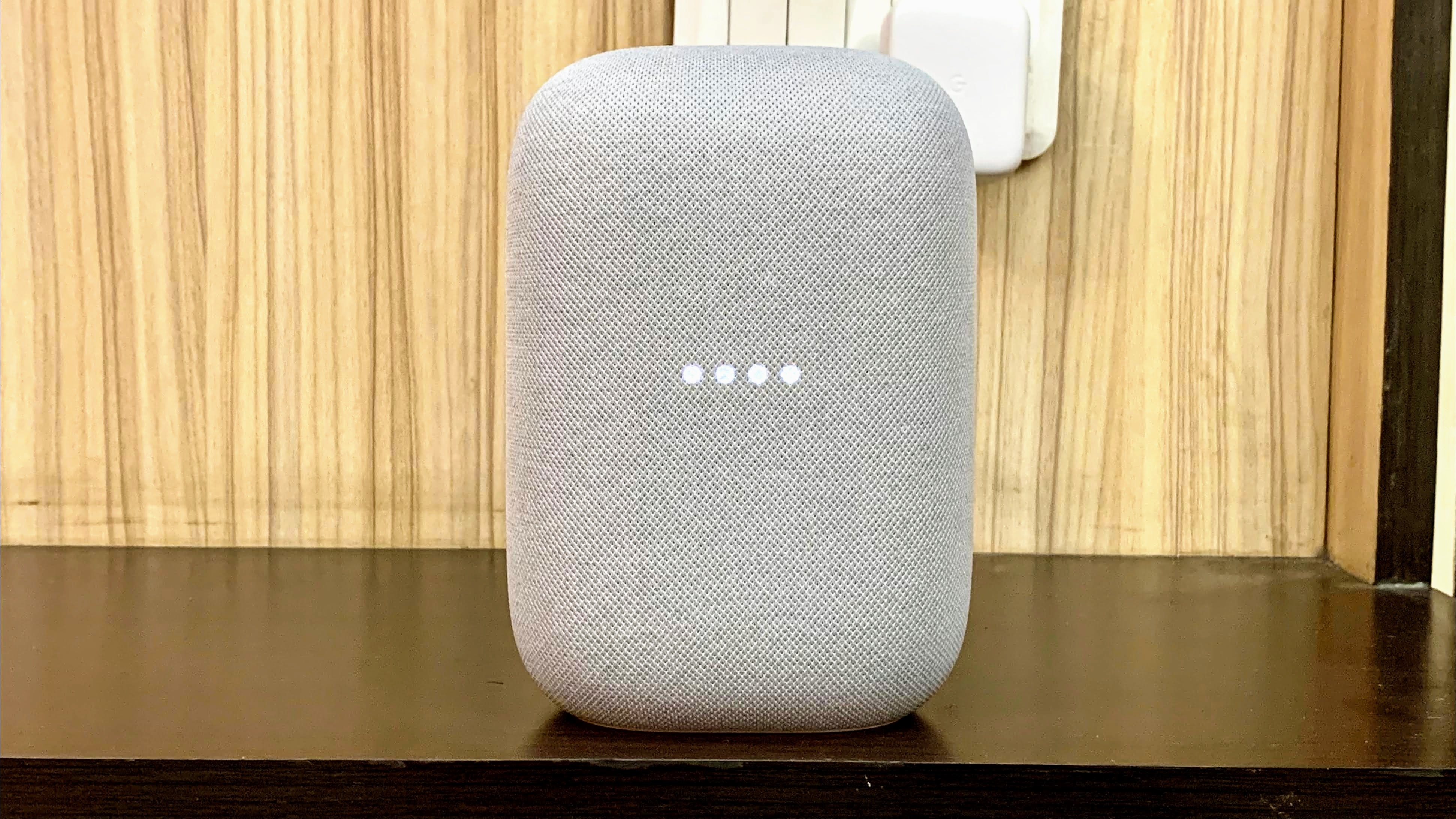 It is 75% louder and it has 50% stronger bass than the original Google Home