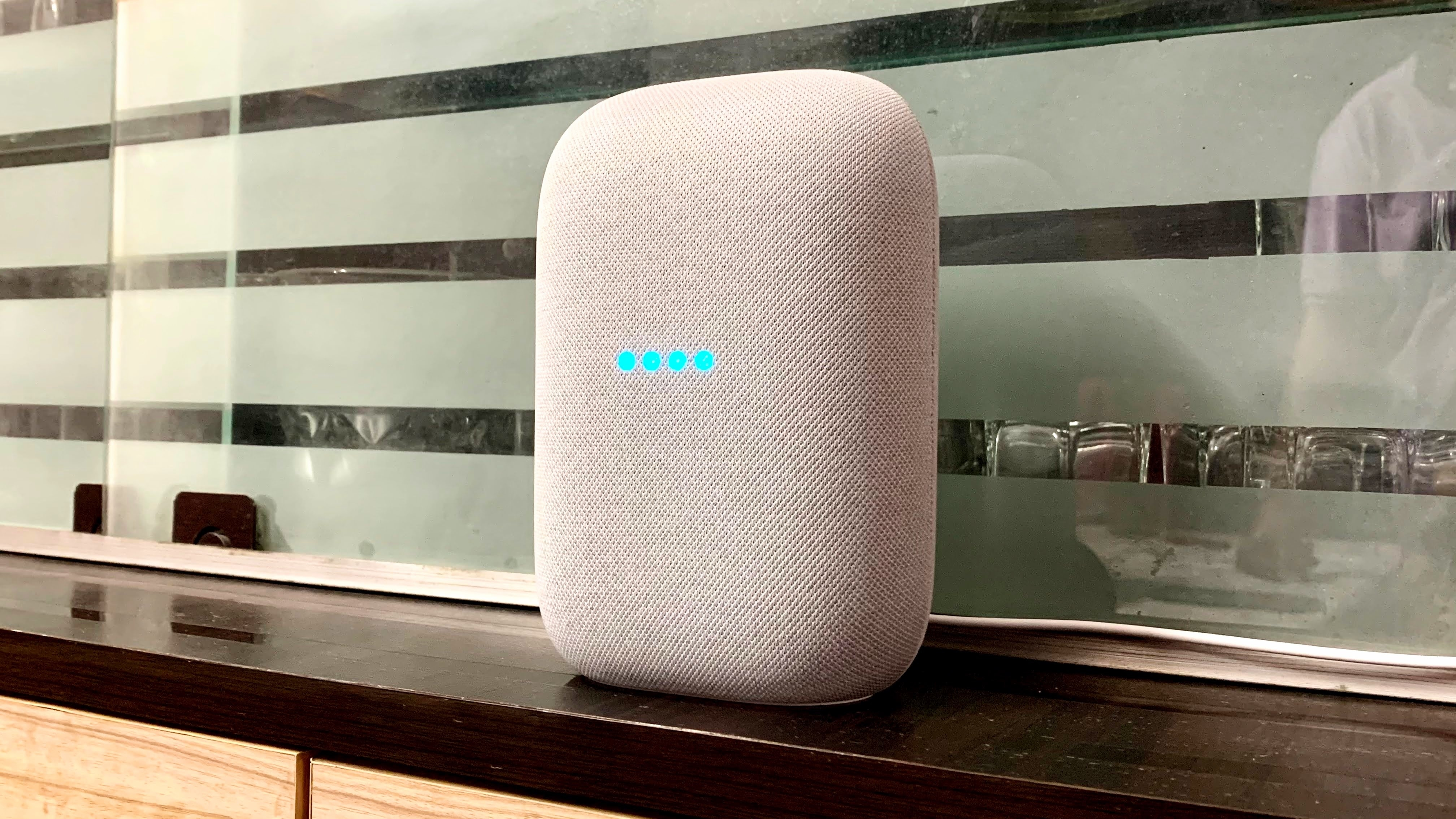 Additionally, it has an Ambient IQ feature that lets Nest Audio also adjust the volume of Assistant, news, podcasts and audiobooks based on the background noise in users' homes.