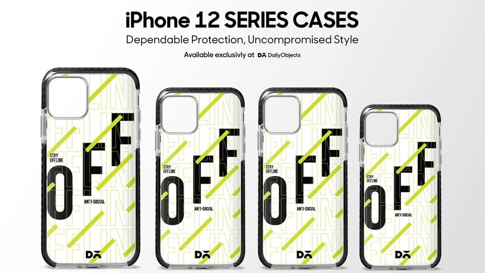 Daily Objects launches iPhone 12 cover cases hours before Apple's 'Hi,  Speed' event begins