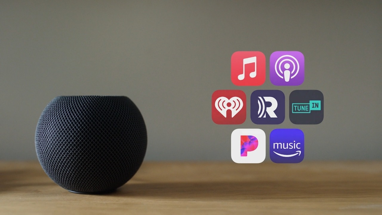 A closer look at the HomePod mini
