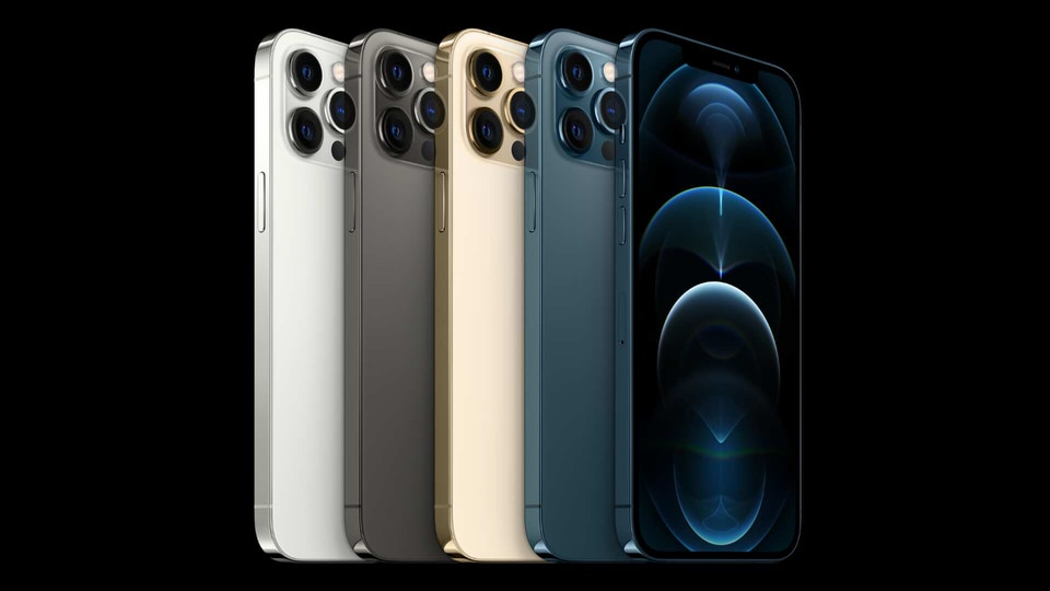 The first of the new iPhones, the iPhone 12 and the iPhone 12 Pro (seen above) are coming to India on October 30 and the Apple HomePod mini comes in on November 16.