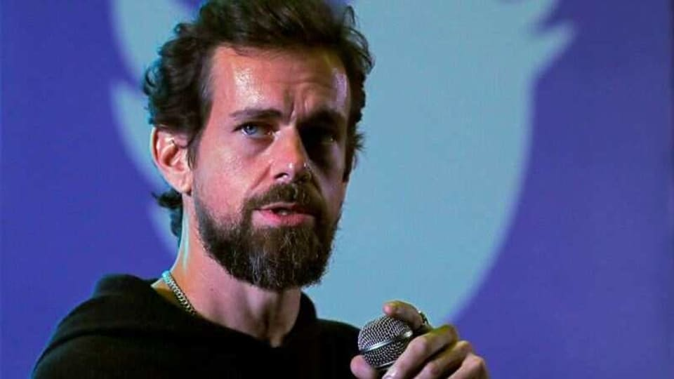Dorsey was weighing in after an executive at the social media company announced changes late Thursday to its policy on hacked content following an onslaught of criticism.