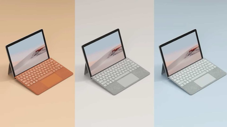 Microsoft Surface Go 2.