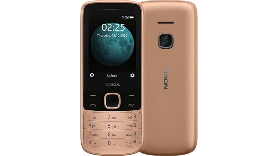 Nokia 225, 215 4G feature phones launched in India