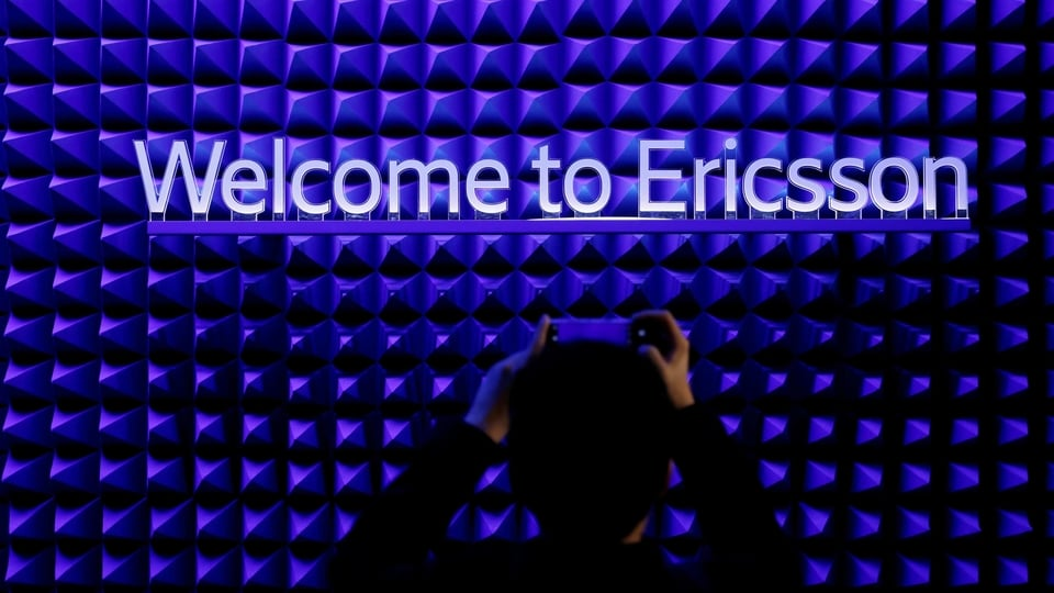 Ericsson's gross margin, excluding restructuring charges, rose to 43.2% in the third quarter from 37.8% a year earlier, reaching a level last seen in 2006.