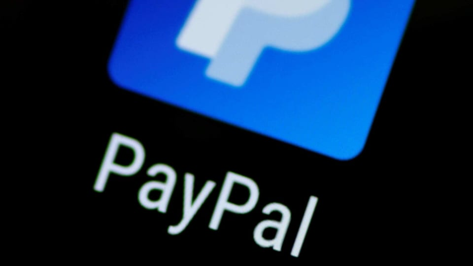 PayPal is teaming up with cryptocurrency firm Paxos Trust Company to offer the service. (REUTERS)