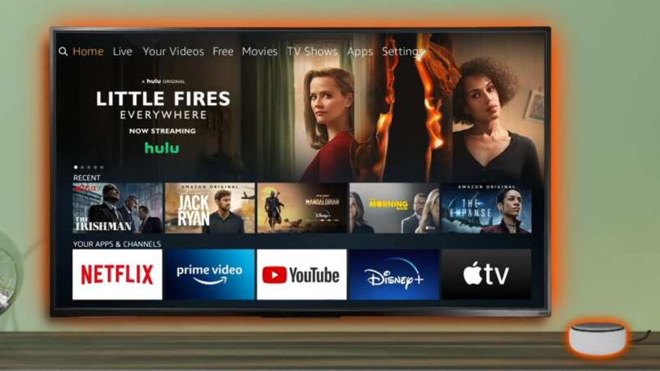 You will soon be able to go hands-free with the Amazon Fire TV.