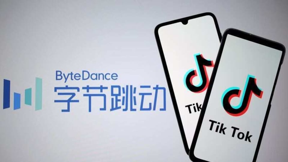 TikTok is not available in China and Douyin is TikTok's Chinese counterpart.