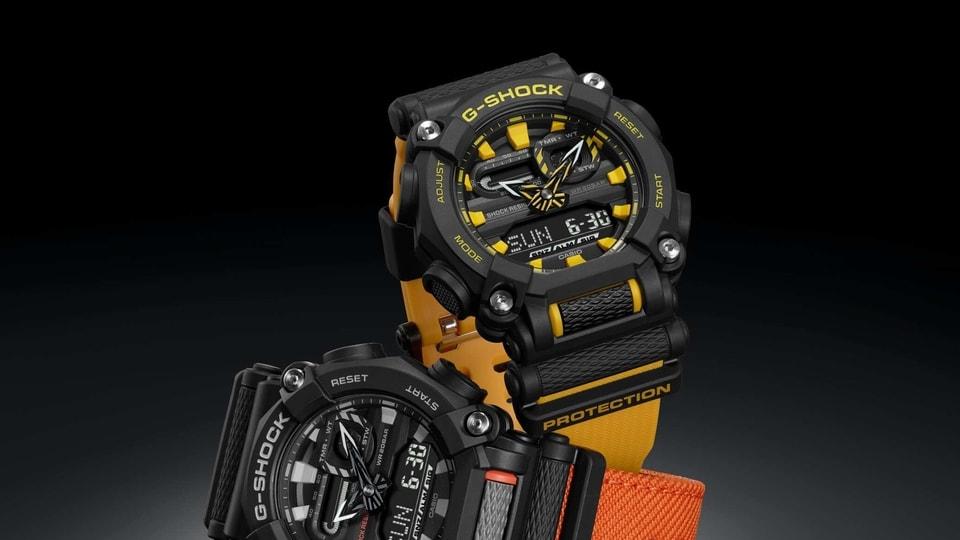 Casio GA-900 smartwatch