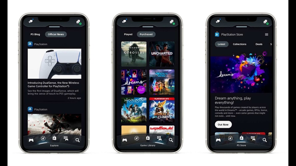 You can download the updated PS App right now, or just update it at the App Store and Play Store.