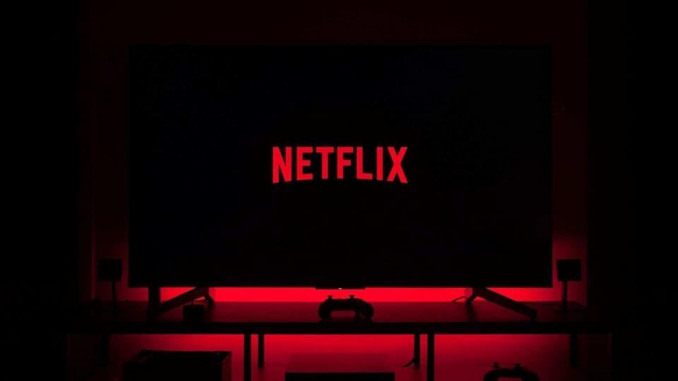 Netflix on TV.