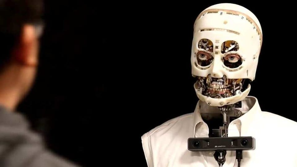 Disney's humanoid robot