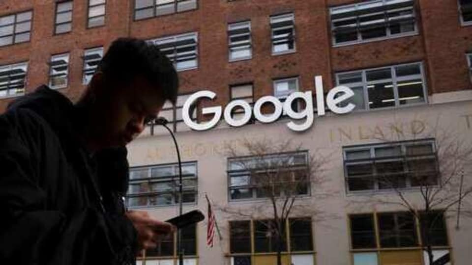 Google controls about 90% of global internet searches.