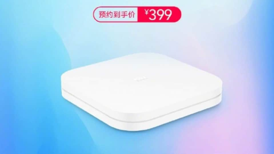 The Mi Box 4S Pro will ship with MIUI for TV in China, but it is expected to adopt Android TV if and when it will be launched for global market