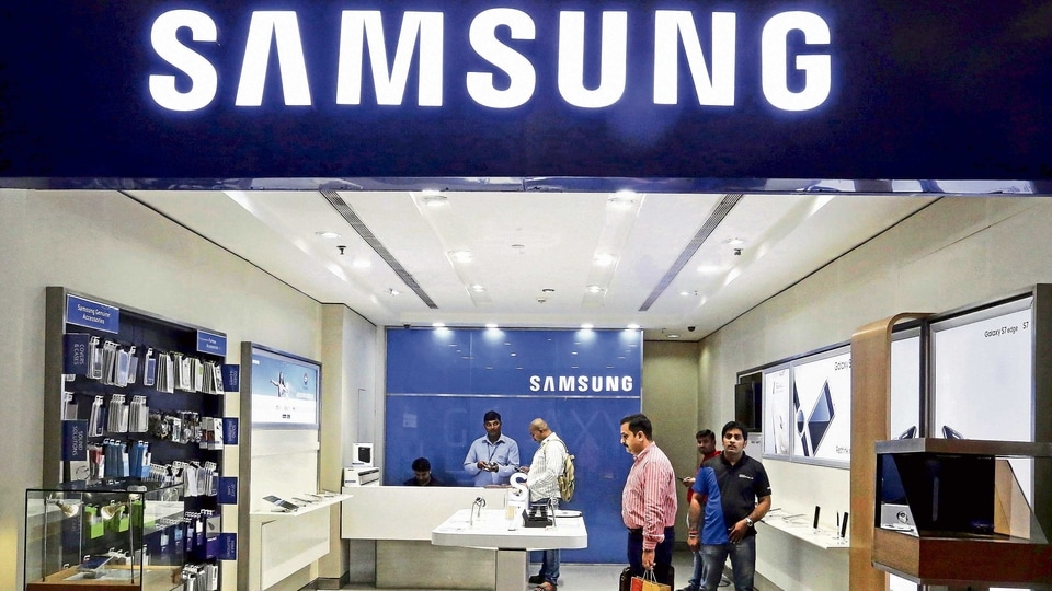 Samsung took the second spot with 22.3 per cent of the total market share.