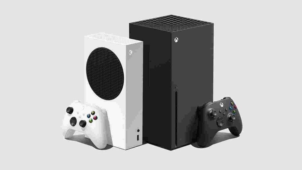 Microsoft Xbox Series X, Series S.