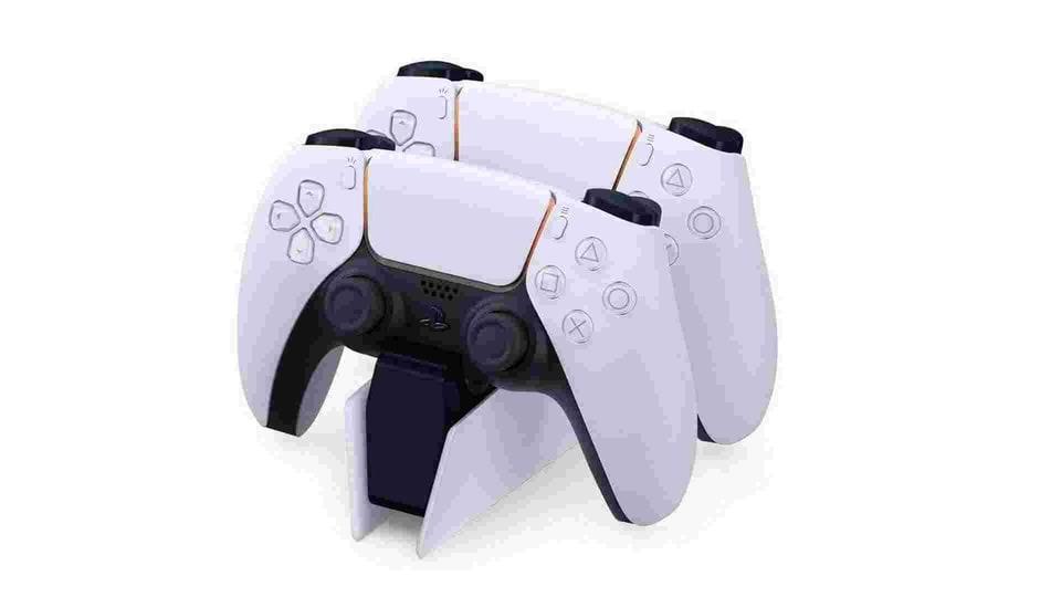 Sony PS5 DualSense controller.