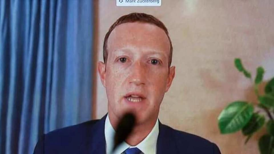 Zuckerberg and Dorsey said they would be open to some reforms to the law.