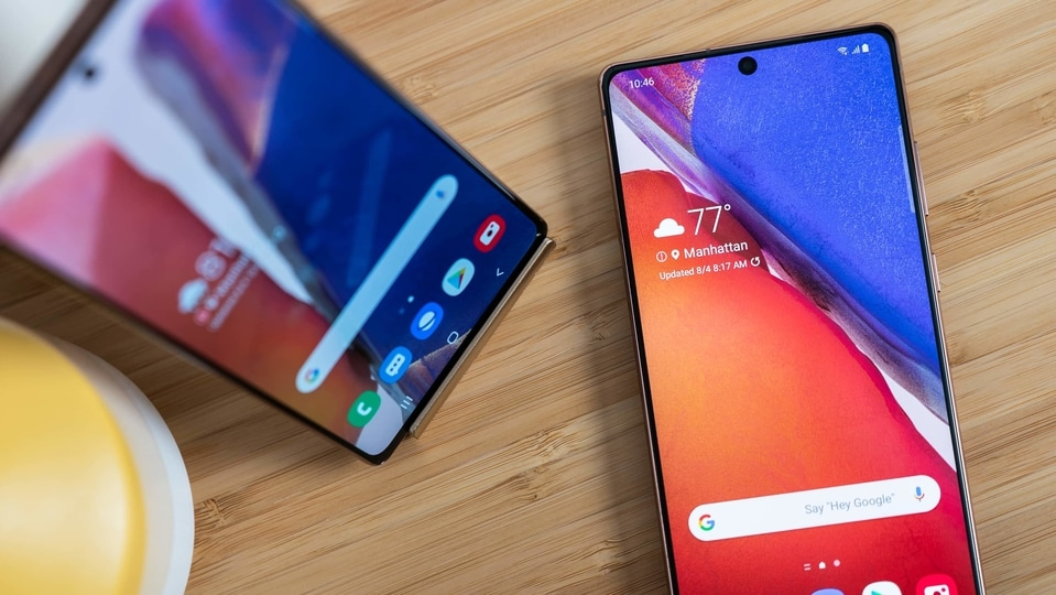 Samsung Galaxy M42 is coming soon (representative image)