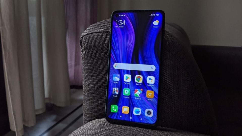 Redmi Note 9 series to get 5G smartphones.