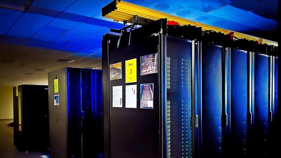 Supercomputer (Representative Image)