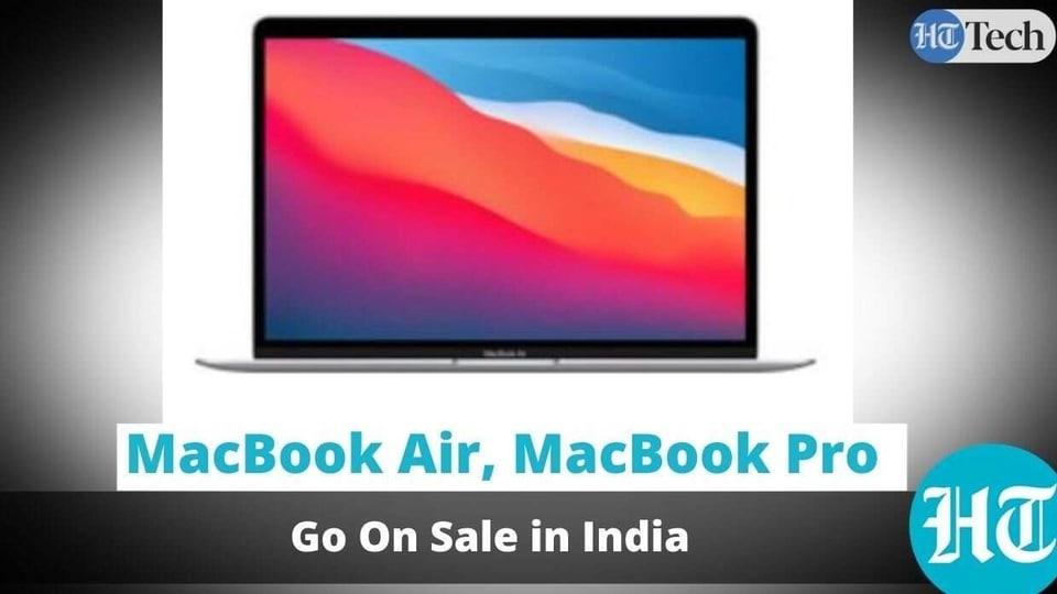 MacBook Pro, MacBook Air go on sale in India