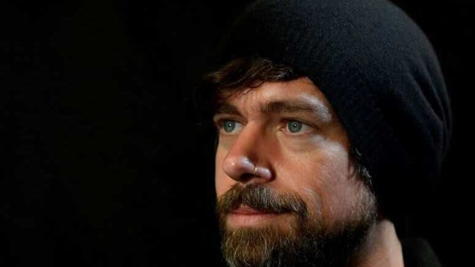 FILE PHOTO: Jack Dorsey, co-founder of Twitter and fin-tech firm Square, sits for a portrait during an interview with Reuters in London, Britain, June 11, 2019. REUTERS/Toby Melville