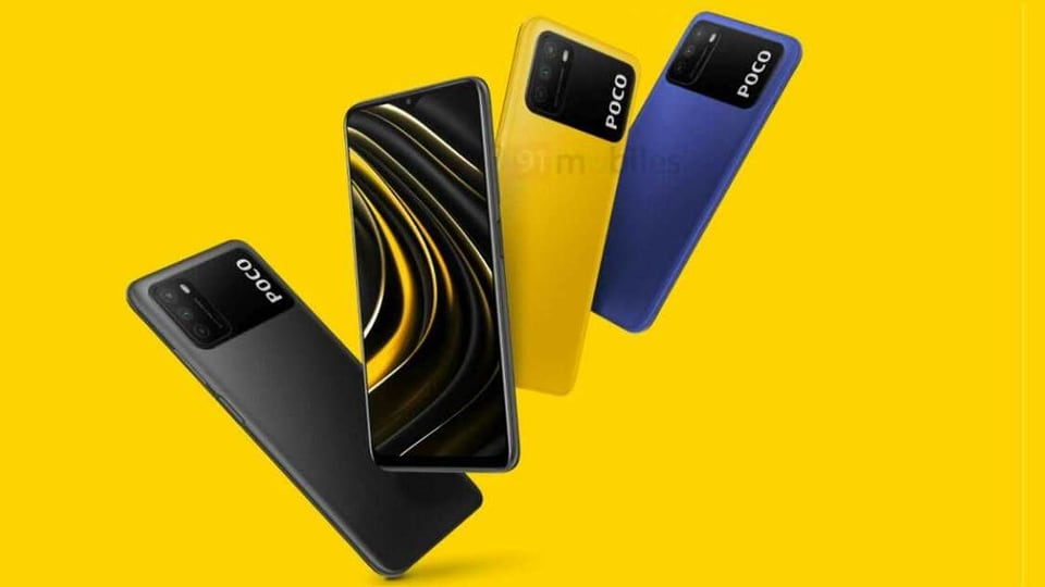 A recent specification leak revealed that the Poco M3 is going to come with a 6.53-inch FHD+ Dot Drop display, a Qualcomm Snapdragon 663 SoC under the hood along with triple rear cameras.