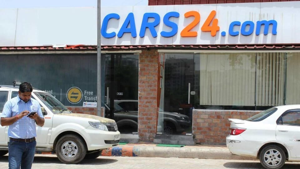CARS24 raises $200 million in Series E round led by DST Global