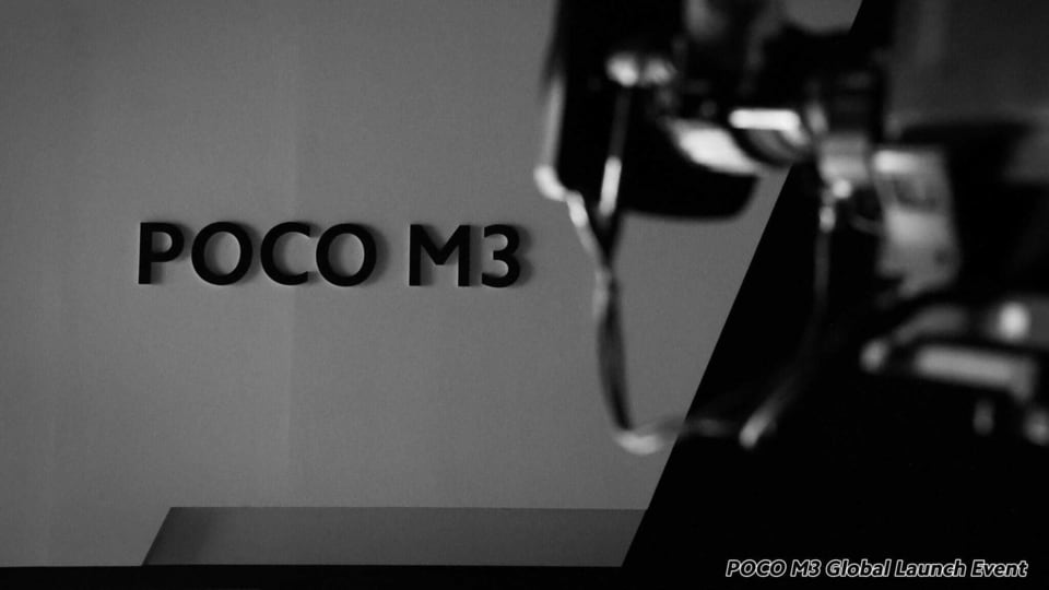 Poco M3 is coming soon