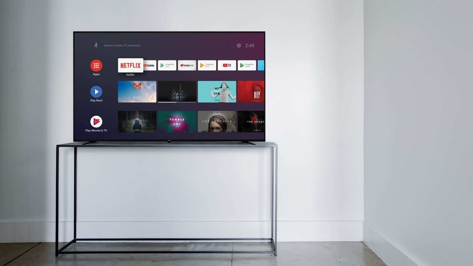 Nokia launches Android TVs in Europe