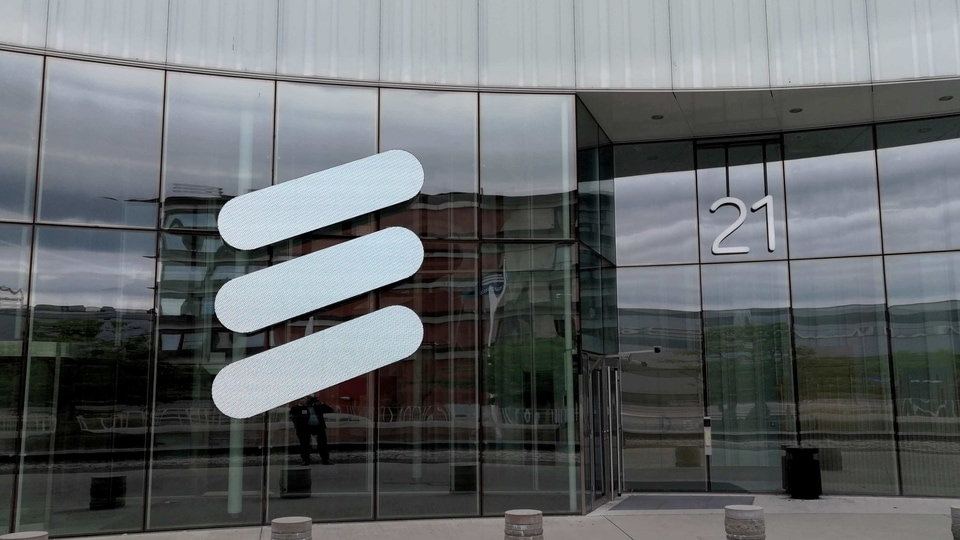 Ericsson, which competes with China's Huawei and Finland's Nokia, added that 60% of the world's population will have access to 5G coverage in 2026.