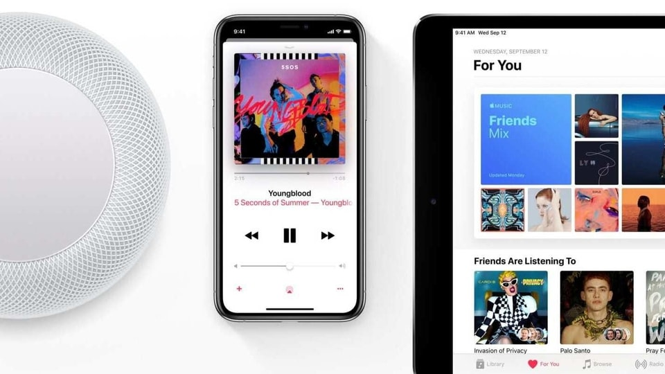 Please note that this offer of a five-month free trial is only valid for those users who have not used Apple Music before.