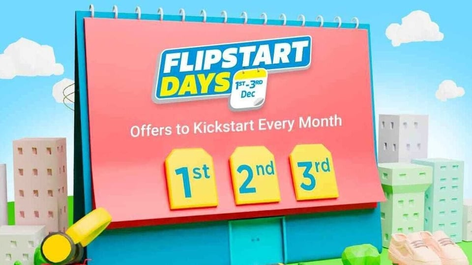 All the deals that Flipkart is offering over the Flipkart Flipstart Days Sale come with no cost EMI options, exchange offers and extended warranties.