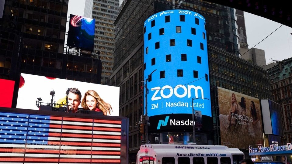 . Zoom's videoconferencing service remains a fixture in pandemic life, but its breakneck growth is showing signs of tapering off as investors debate whether the company will be able to build upon its recent success after a vaccine enables people to intermingle again.