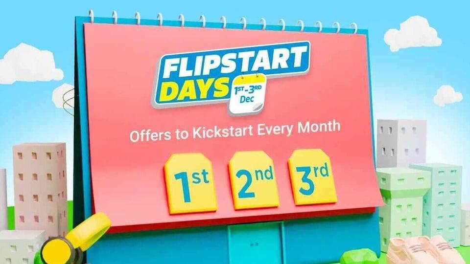Flipkart's Flipstart Days sale is live.