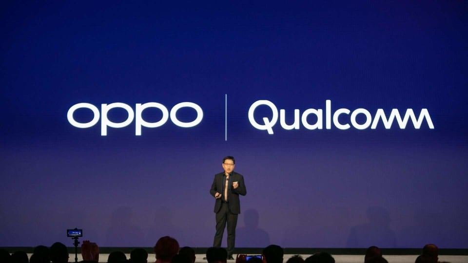 Alen Wu, OPPO Vice President and President of Global Sales
