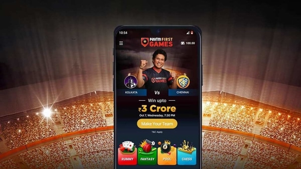 Paytm First Games gets traction